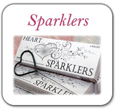 Wedding Sparklers image