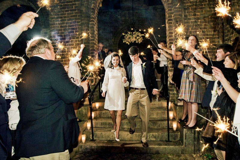 casual-wedding-sparklers