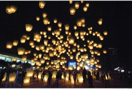 Sky Lanterns Galore