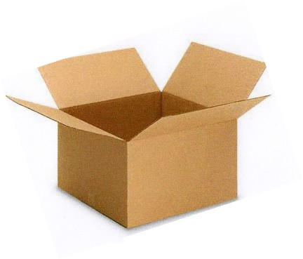 Image of a Box for Shipping Fireworks