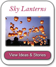 Sky Lanterns Ideas and Stories