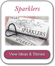 Wedding Sparklers Ideas and Stories