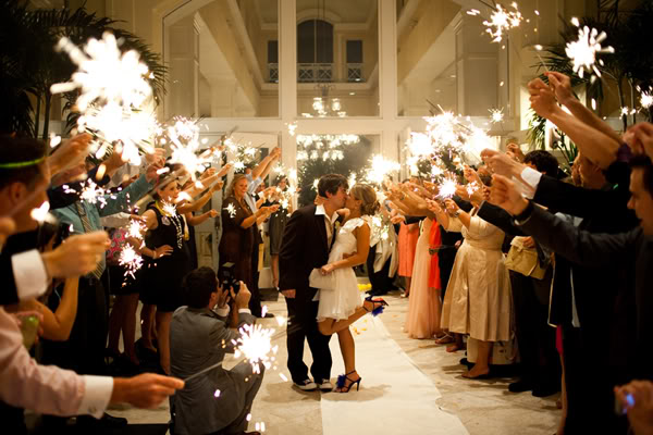 36 inch sparklers for your wedding are they the right choice