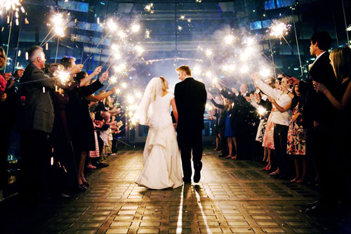 Wedding Photography Sparklers: 5 Interesting Facts About Weddings For Trivia