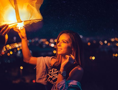 The History of Sky Lanterns