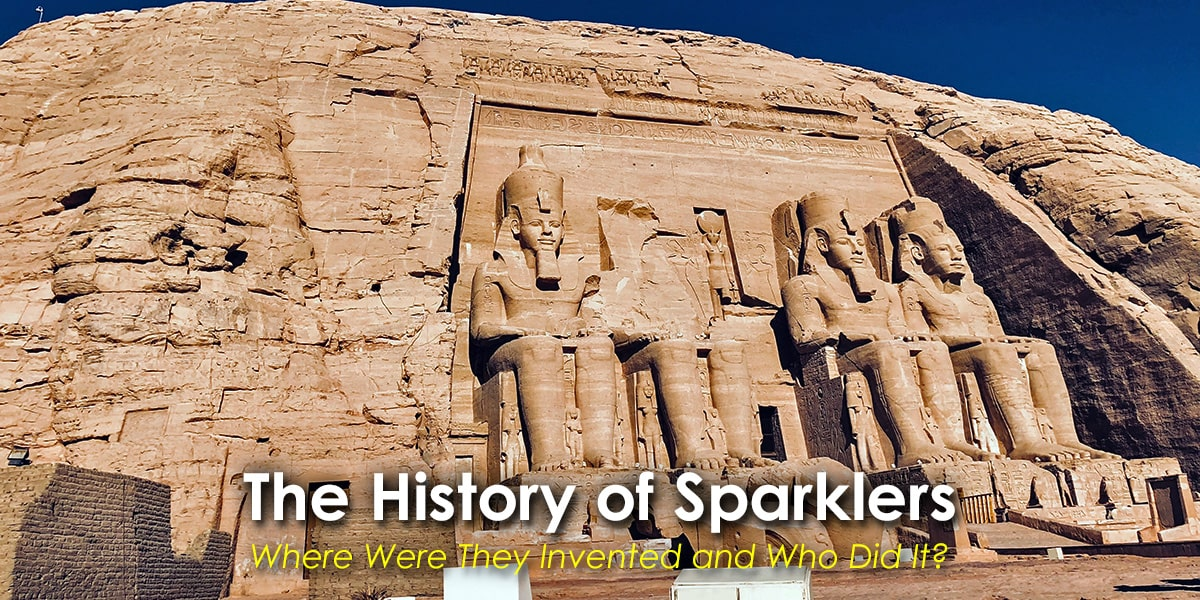 The History of Sparklers image