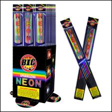 "18"" Neon Sparklers"
