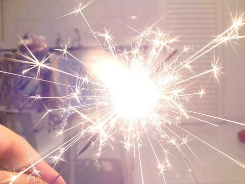 common questions about sparklers