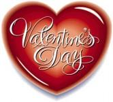Sparklers for Valentine's Day image