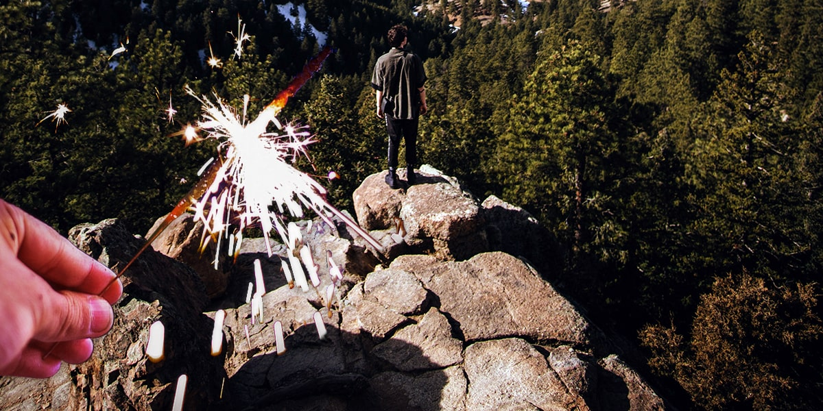 Image of Where to Buy Wedding Sparklers in Colorado