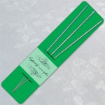 Green Wedding Sparkler Holder Template image