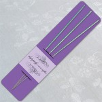 Light Purple Wedding Sparkler Holder Template image