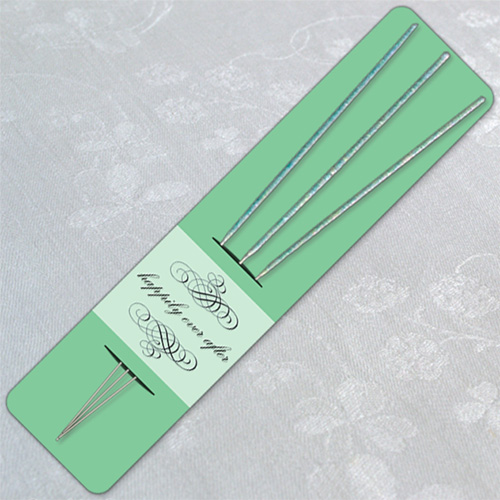 Pastel Green Wedding Sparkler Holder Templates