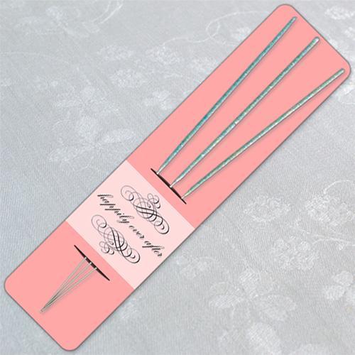 Pink Wedding Sparkler Holder Template image
