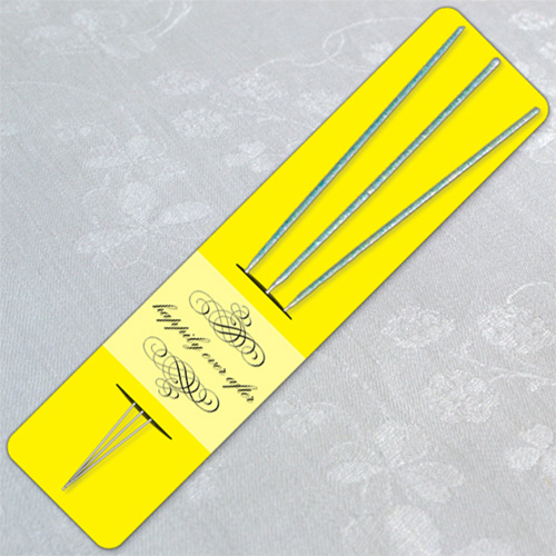 Yellow Wedding Sparkler Holder Template