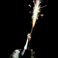 Bottle Sparklers 1