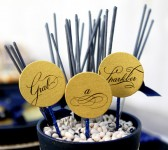 Creative Ways to Handout Wedding Sparklers image