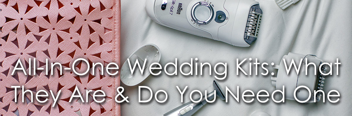 All-In-One Wedding Kits image