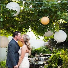 Hanging LED Party Lanterns