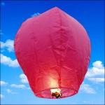 Pink Sky Lantern