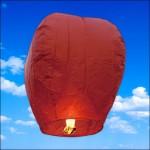 Red Sky Lantern