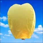 Yellow Sky Lantern