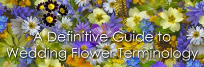Wedding Flower Terminology image