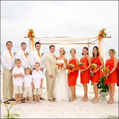 Ideas to Make Your Beach Wedding Perfect | Wedding Day Sparklers