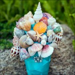Seashell Bouquet