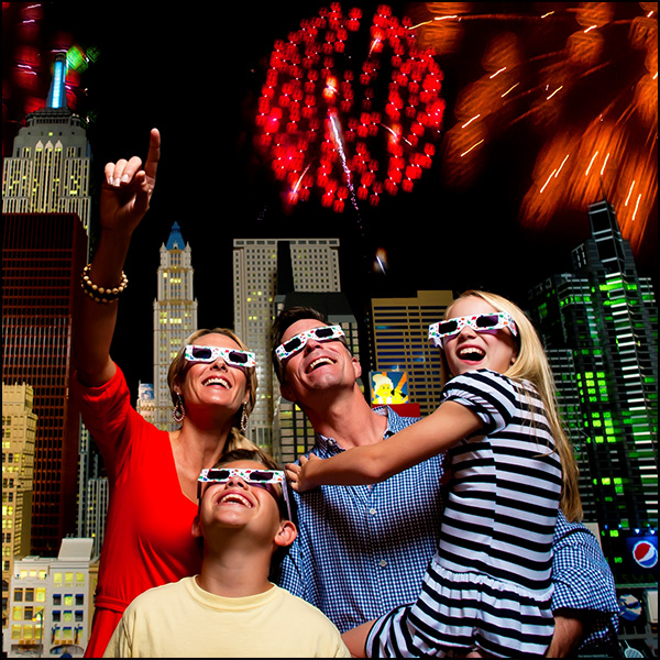 Make Fireworks More Fun to Watch