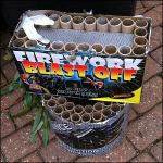 Damaged Fireworks