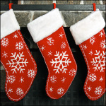 Sparklers in Your Christmas Stockings image