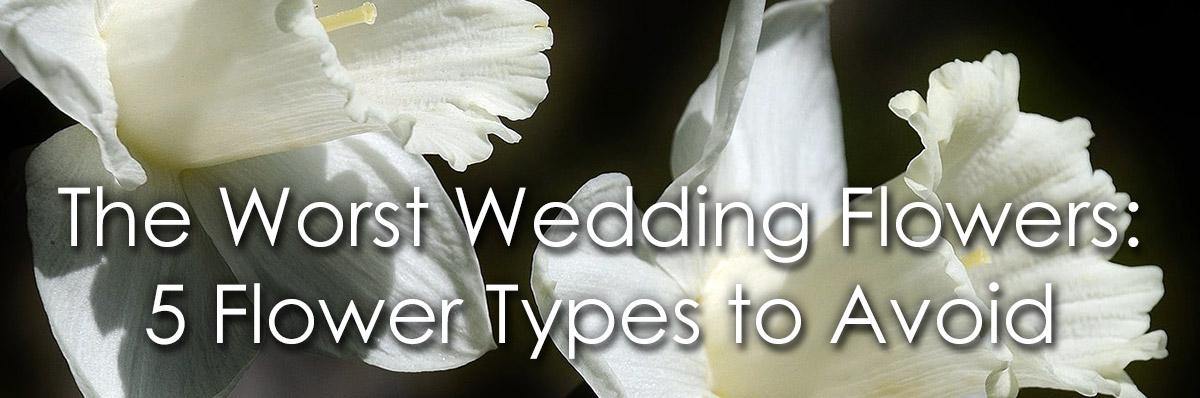 The Worst Wedding Flowers image