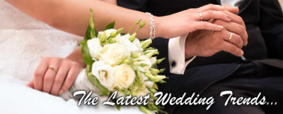 The Latest Wedding Trends image