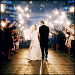High Quality Wedding Sparklers Image