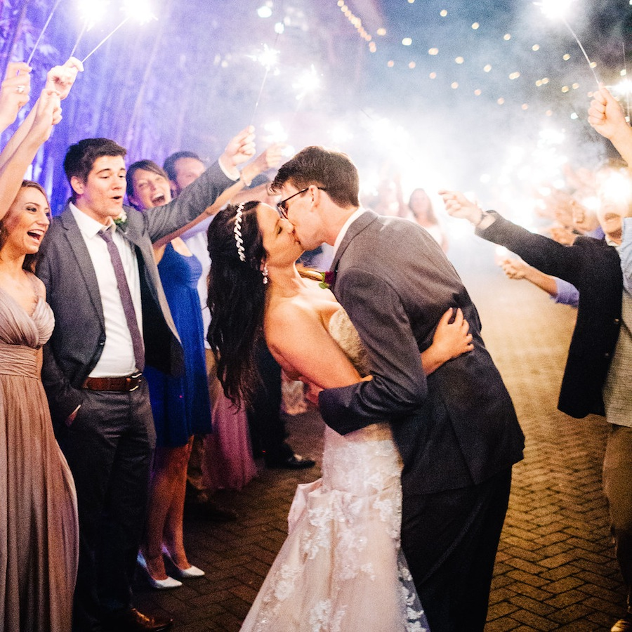 Ordering Sparklers For Your Wedding A Step By Step Guide Buying