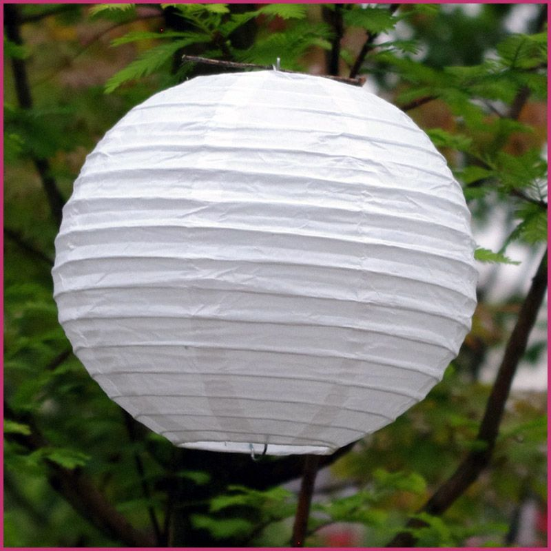 White LED Party Lanterns