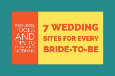 7 Wedding Websites for Every Bride to Be