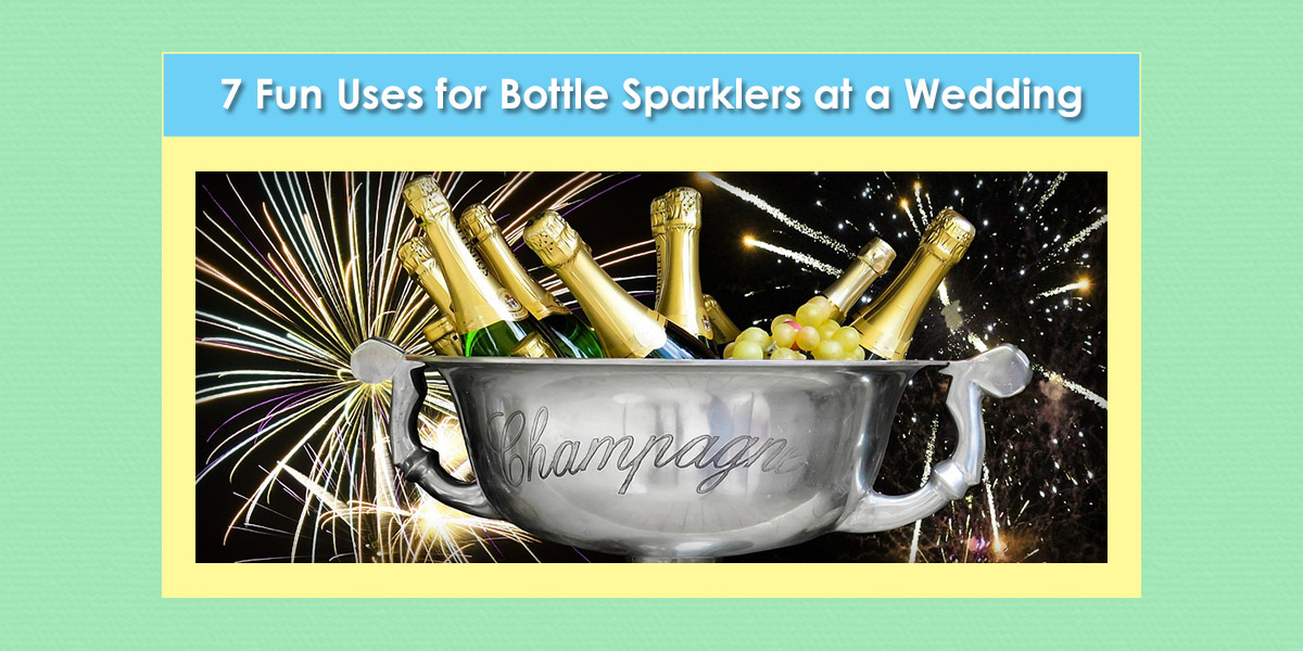 7 Ways to Decorate Your Champagne Bottles image