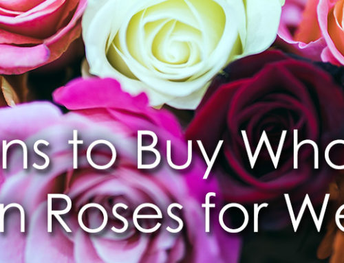 Wholesale Wooden Roses