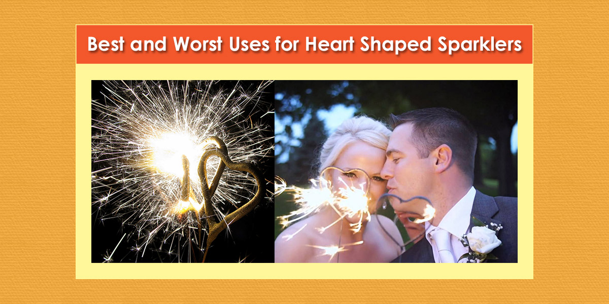 Best Uses for Heart Sparklers image