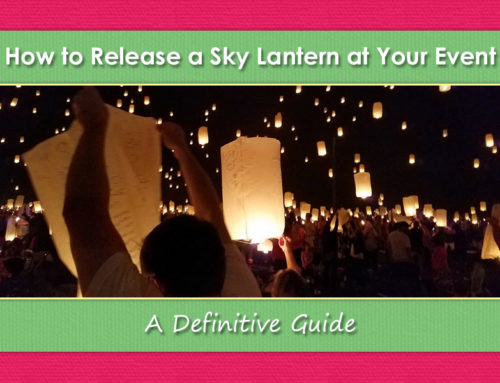 How to Release a Sky Lantern: A Definitive Guide