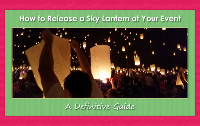 How to Release a Sky Lantern image