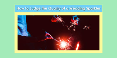 Determining the Quality of a Sparkler image