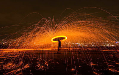 Wedding Sparkler Buyer's Guide for Photos image