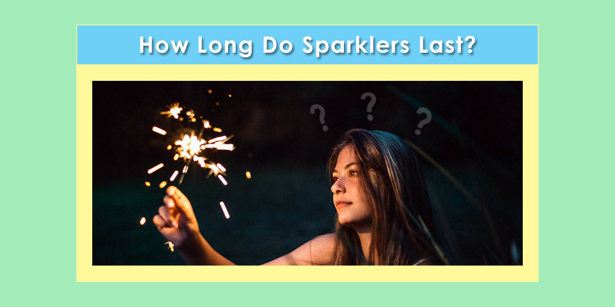 How Long Do Sparklers Last image