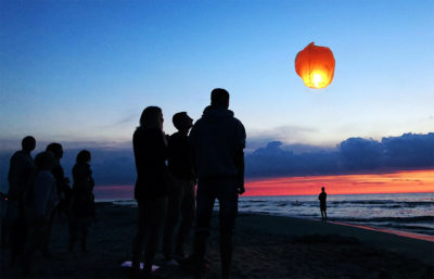 Sky Lanterns image