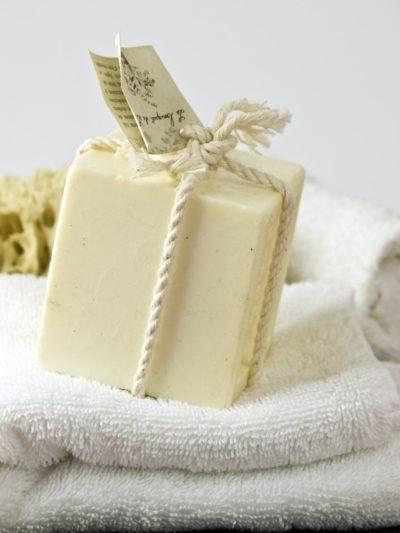 Handmade Soap as a Wedding Favor image