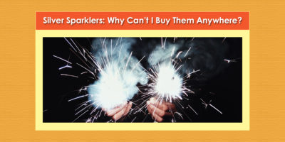 Silver Sparklers image