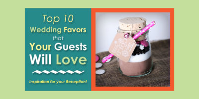 Top 10 Wedding Favors That Your Guests Will Love image